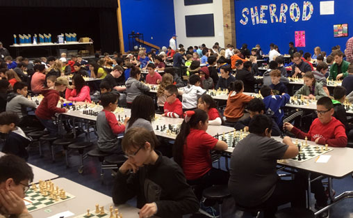 Scholastic Chess Tournaments